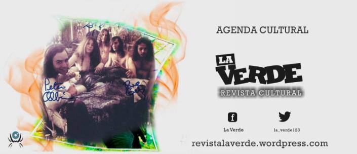 Agenda Cultural Revista La Verde