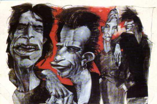 Rolling Stones Argentina 2015